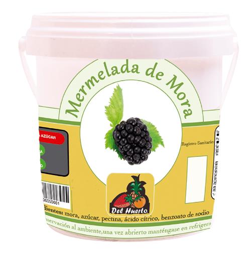 Proveedores de Mermelada de mora para hoteles y restaurantes | Hostelería Ecuador