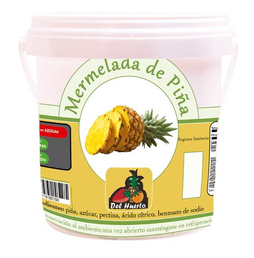 Proveedores de Mermelada de piña para hoteles y restaurantes | Hostelería Ecuador