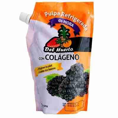 Pulpa con colágeno | huertosa | Hostelería Ecuador