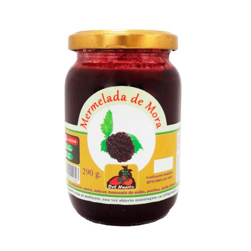 Mermelada de fruta Mora Frutilla Guayaba