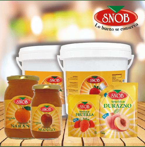 Proveedores de Mermelada de Fruta para hoteles y restaurantes | IBD Food Service