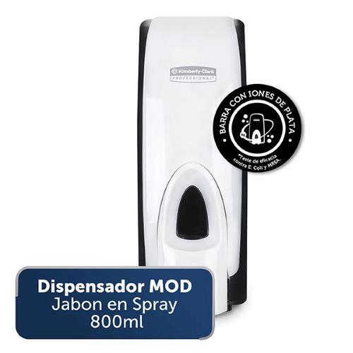 Dispensador MOD Jabón en Spray por 800 ml