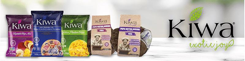 Inalproces | Proveedores de snacks de vegetales | Productos Kiwa