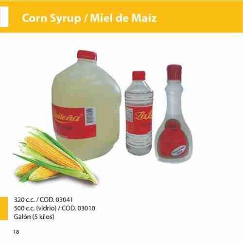 Corn Syrup | Proveedores de Corn Syrup para hoteles y restaurantes | Hostelería Ecuador
