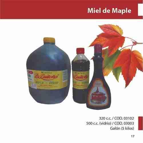 Proveedores de Miel maple para hoteles y restaurantes | Hostelería Ecuador