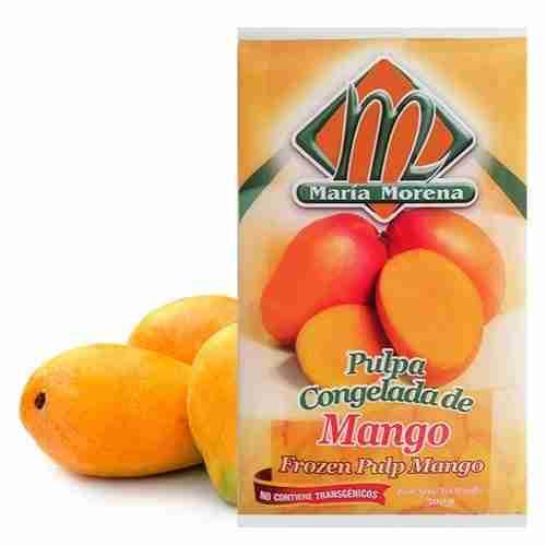 Pulpa Congelada de Mango