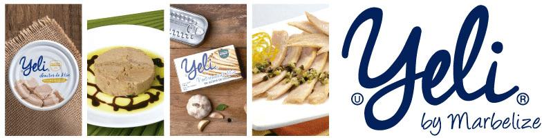 Marbelize | Proveedores de atún | Atún en lata atún pouch | Hostelería Ecuador