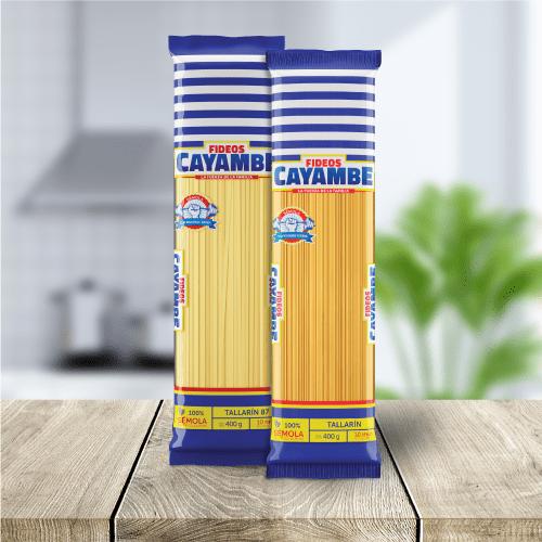 Pasta larga Cayambe