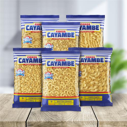 PASTA CORTA CAYAMBE