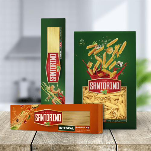 Spaghetti / Penne Rigatte