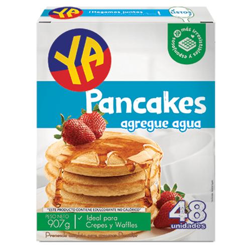 Premezcla de pancake