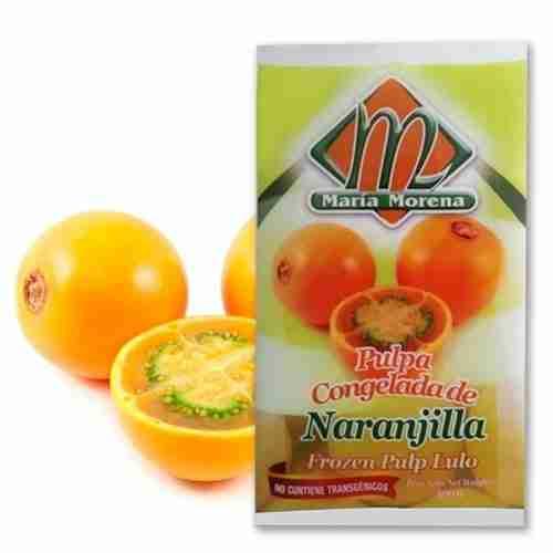 Pulpa Congelada de Naranjilla