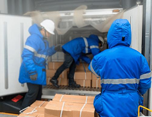 Seguridad en el transporte y entrega de alimentos