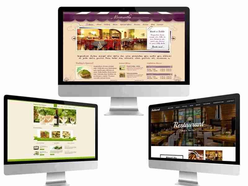 Hostelería Ecuador, diseño de páginas web para restaurantes