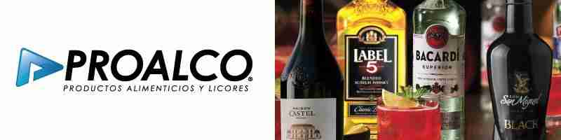 Proalco | Proveedores de licores para hoteles y restaurantes
