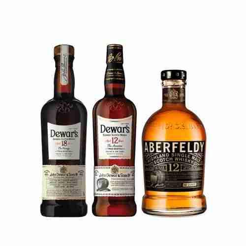 Whisky Dewar´s