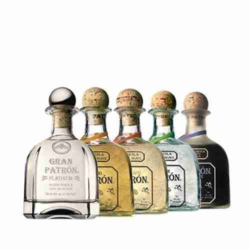 Tequila Patrón | Proalco | Proveedores de licores para hoteles y restaurantes
