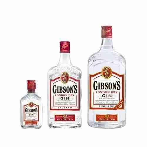 Gin Gibson`s | Proalco | PRoveedores de licores para hoteles y restaurantes