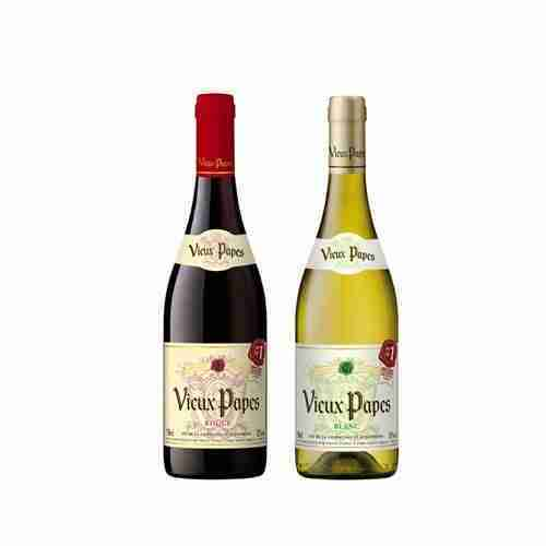 Vino Vieux Papes | Proalco | PRoveedores de vino para hoteles y restaurantes