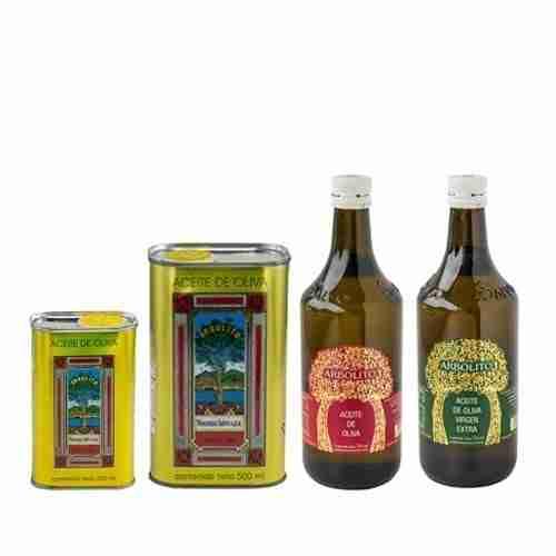 Aceite de oliva Arbolito | Proalco | Proveedores de aceite para hoteles y restaurantes