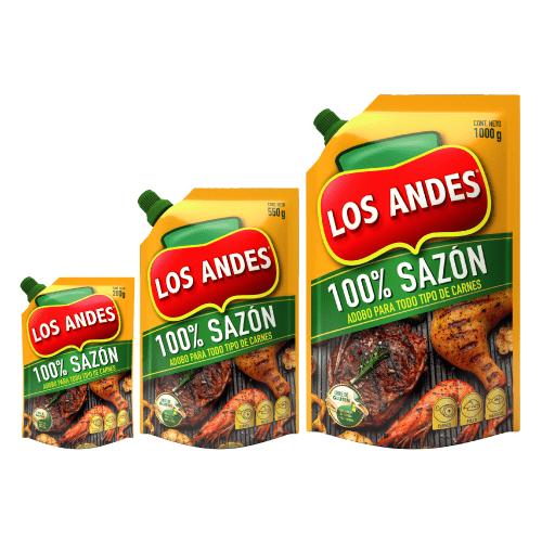 proveedor de Sazonadores Los Andes | Proalco