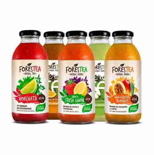 Forestea | Proglobal | Proveedores de bebidas para hoteles y restaurantes