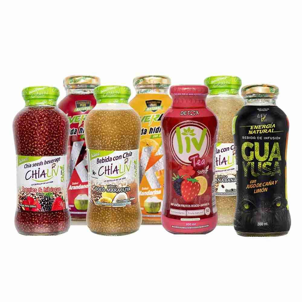 Liv Chia | Proglobal | Bebidas para hoteles y restaurantes