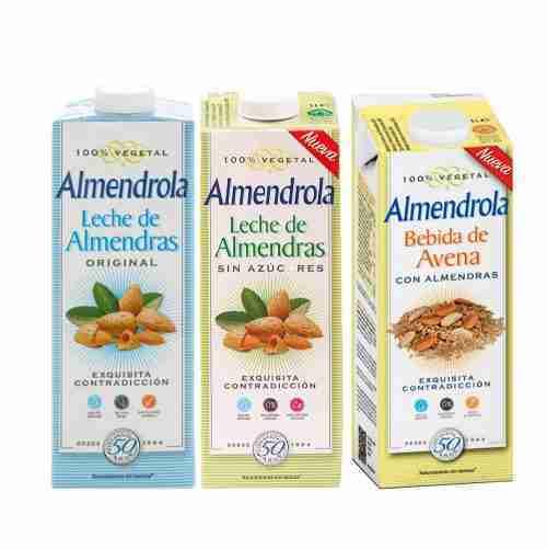 Almendrola | Proglobal | Proveedores de bebidas para hoteles y restaurantes