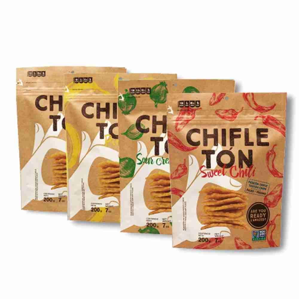 Chifletón | Proveedores de snacks para hoteles y restauranes