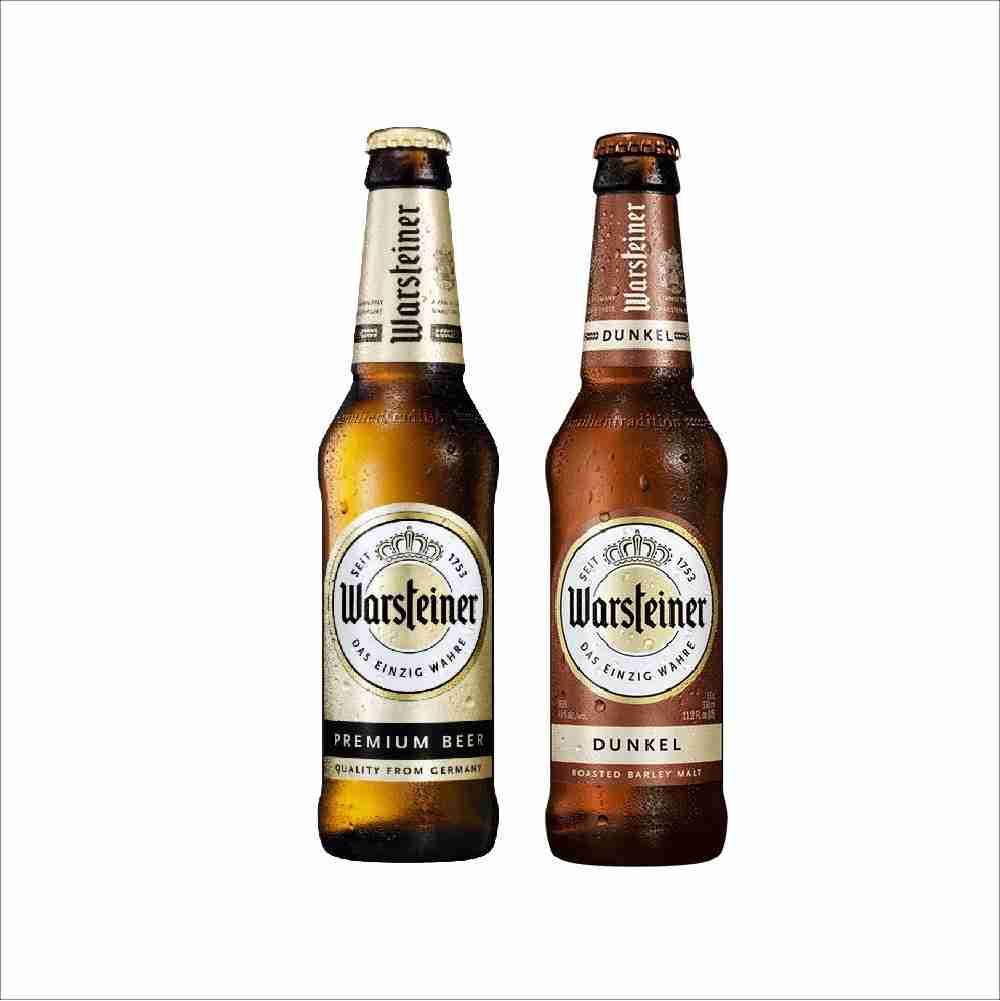 Cerveza Warsteiner | Proglobal | Proveedores de Cerveza Warsteiner para hoteles y restaurantes