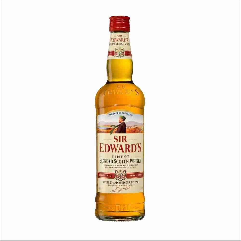 Whisky Sir Edward´s | Proglobal | Proveedores de licores para hoteles y restaurantes