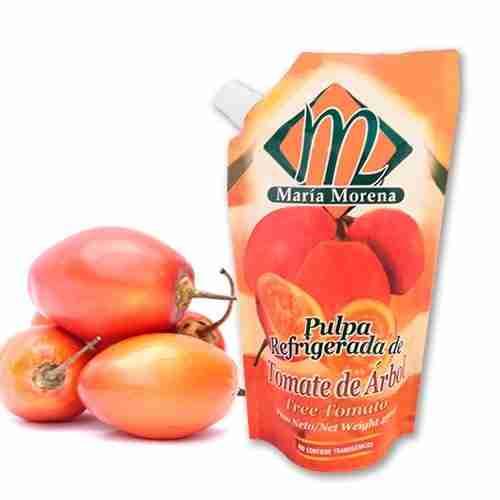 Pulpa refrigerada de Tomate de árbol