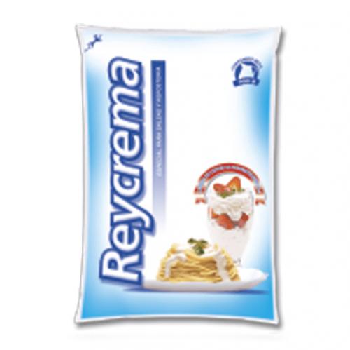 Reycrema | Proveedores de crema de leche para hoteles y restaurantes