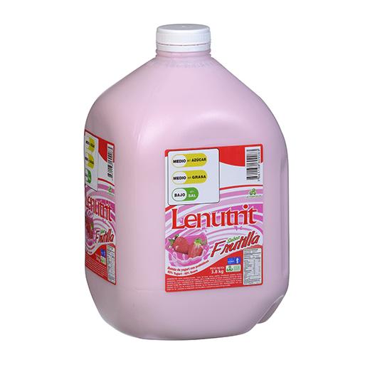 Lenutrit Galonera   Bebida de yogurt   Proveedores de yogurt para hoteles y restaurantes