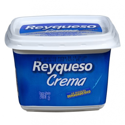 Reyqueso Crema | Proveedores de queso crema para hoteles y restaurantes