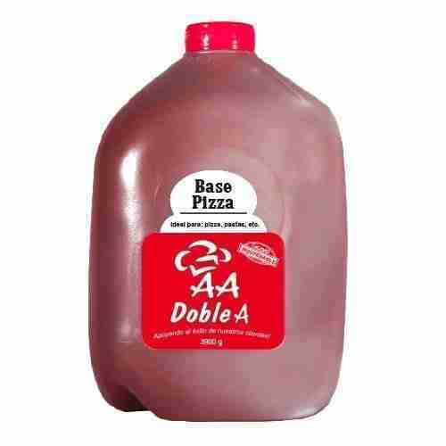 Salsa base pizza Doble A 3900g