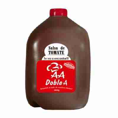 Salsa de tomate Doble A 3800g