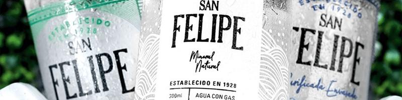 Fuentes San Felipe   Proveedores de agua mineral