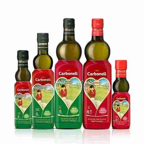 Aceite de oliva Carbonell | Proveedores de aceites para hoteles y restaurantes