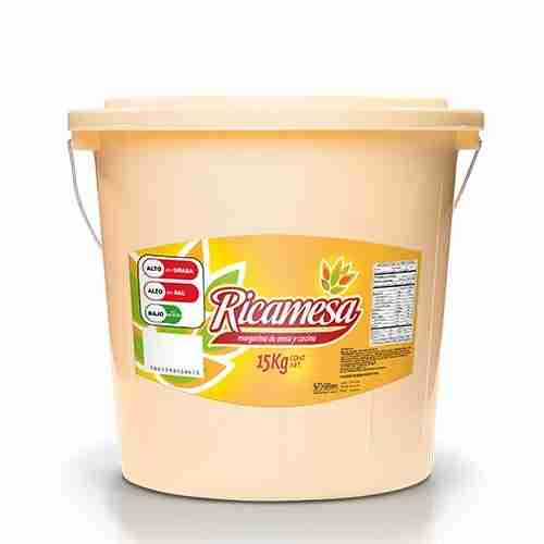 Margarina Ricamesa | Proveedores de margarina para hoteles y restaurantes