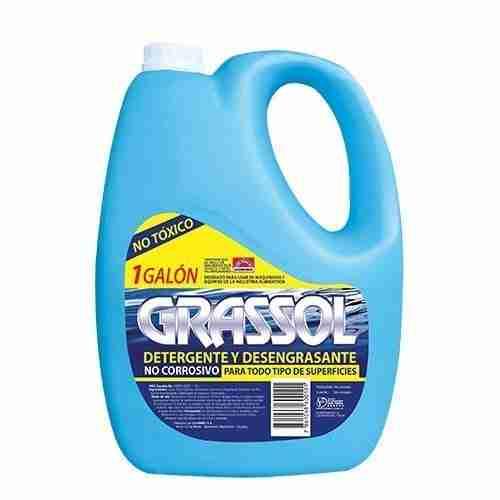 Grassol | Proveedores de detergentes para hoteles y restaurantes