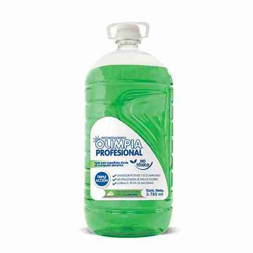 Olimpia Profesional | Proveedores de desinfectantes para hoteles y restaurantes