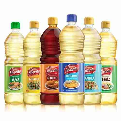 Aceite La Favorita | Proveedores de aceites para hoteles y restaurantes