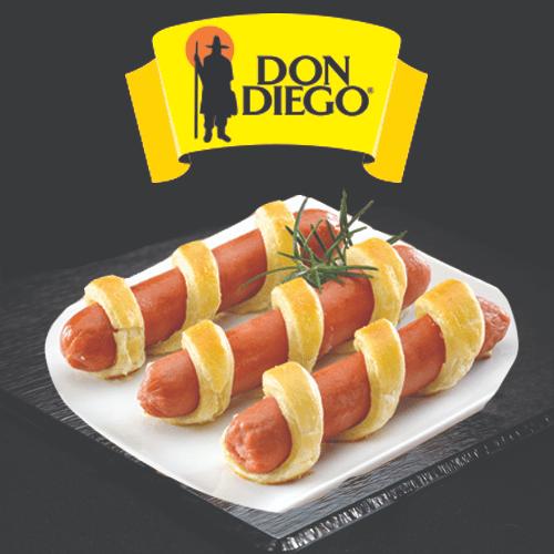 Salchichas Don Diego | Proveedores de salchichas para hoteles y restaurantes | Hostelería Ecuador