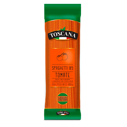 Toscana Spaghetti de verduras
