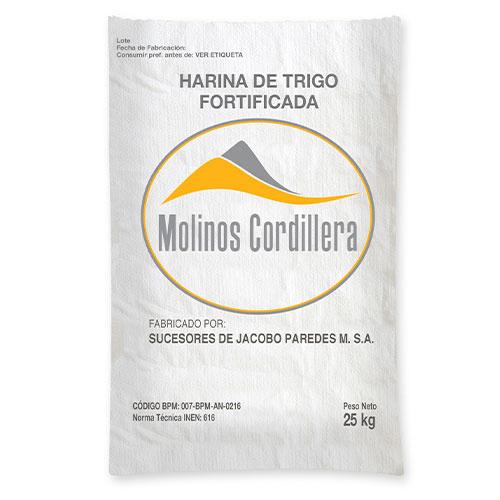 Harinas Cordillera | Sucesores