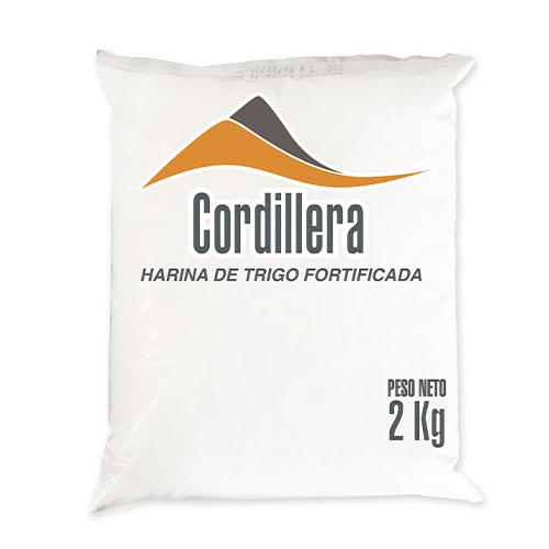 Harinas Cordillera | Sucesores | Proveedores de harina para hoteles y restaurantes | Hostelería Ecuador