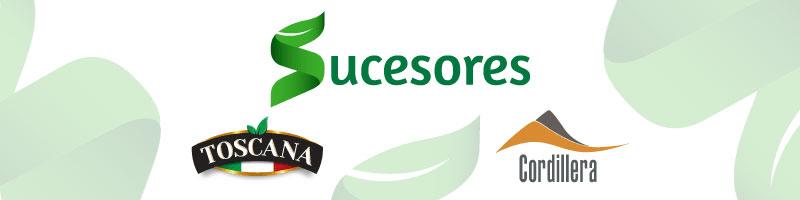 Proveedores de fideos Toscana | Sucesores | Hosteleria Ecuador