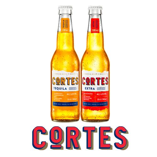 Cerveza Cortes