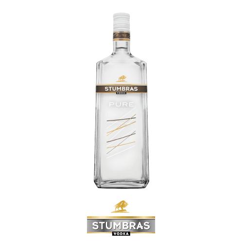 Vodka Stumbrass Pure